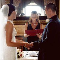 wedding ceremony celebrant in italy