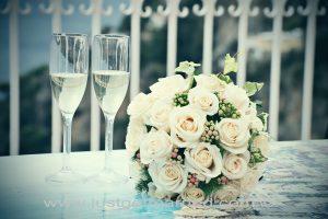 wedding flowers positano