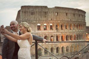 elope in rome